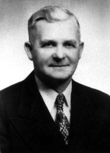 Ralph Tronsrud, 1950s